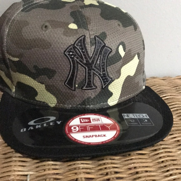 Oakley NewEra New York Yankees Snapback (camo) efca39e1e26